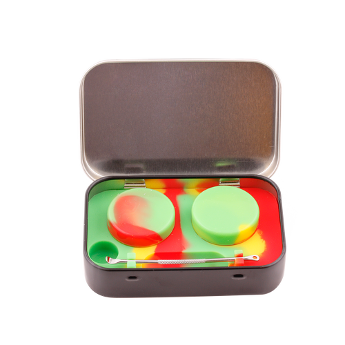 Silicone Cases Red/Green/Yellow