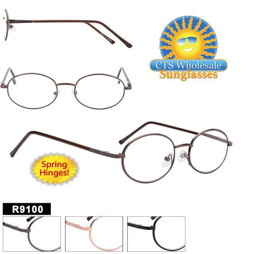 Wholesale Readers - R9100 Spring Hinges!