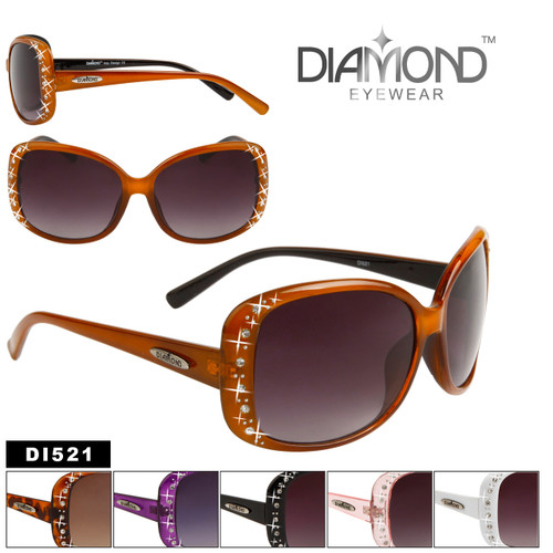 Wholesale Rhinestone Diamond™ Eyewear - DI521