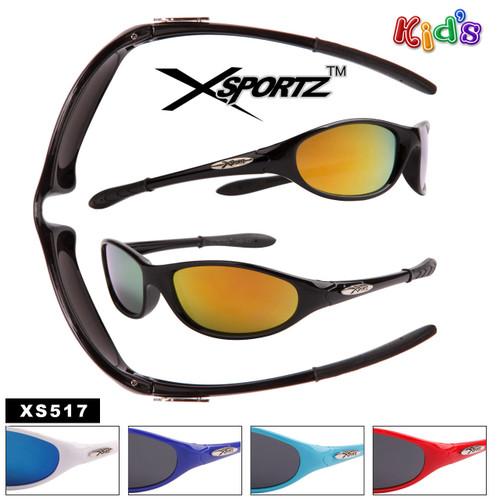 Wholesale Kid's Sport Sunglasses - XS517