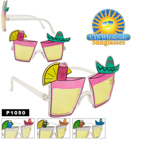 Tequila Shooter Party Glasses