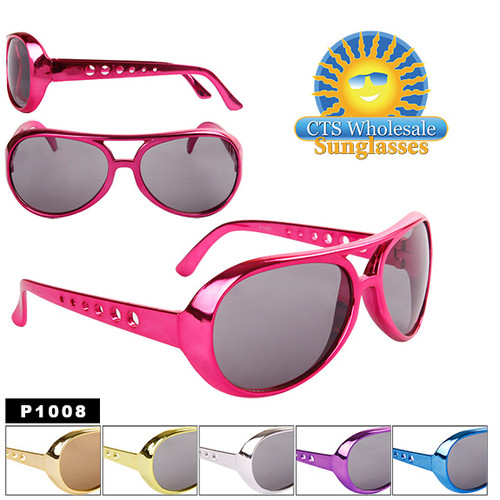 "Wholesale ~ ""Elvis"" ~ Party Sunglasses P1008"