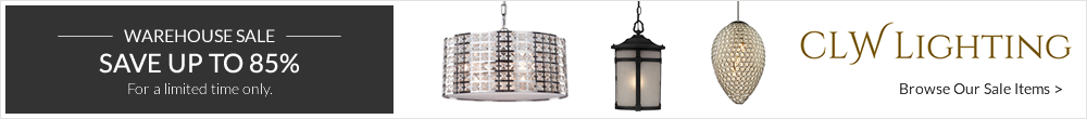 Shop Our Warehouse Lighting Sale