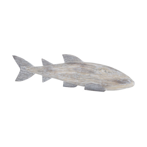 Sterling 7159-057 Cocos Island Wooden Whale