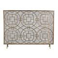 Sterling 51-10160 Geometric Fire screen