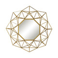 Sterling 351-10178 Geometric Wire Mirror