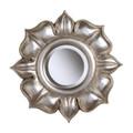 Sterling 6050468 Lotus in Bright Silver Leaf