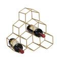 Sterling 51-026 Angular Study Hexagonal Wine Rack