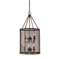 Millennium Lighting 3366-RBZ Akron Pendant in Rubbed Bronze
