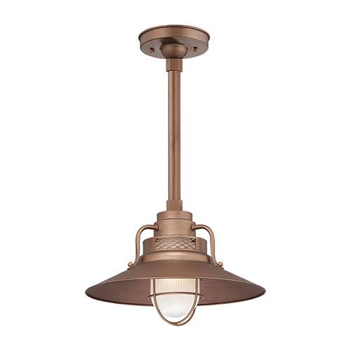 Millennium Lighting RRRS14-CP R Series Pendant in Copper