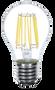 Kodak 41145 8W A19 LED 10 Filament 2700K Lightbulbs (Set of 2)