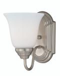Vaxcel W0130 708 Series 1 Light Vanity