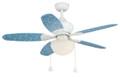 """Vaxcel F0037 Alex 44"""" Ceiling Fan"""