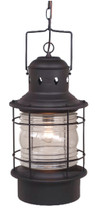 """Vaxcel OD37006TB Hyannis 10"""" Outdoor Pendant"""