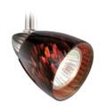 Vaxcel TP53403SN Veneto 3 Light Spot Light Pendant with Dark Umbra Glass