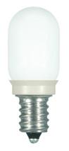 SATCO S9176 Set of 6 Sign & Indicator LED Lightbulbs (0.8W/T6/FR/LED/120V/CD)