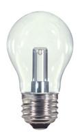 SATCO S9150 Set of 6 Type A LED Lightbulbs (1.4W/A15/CL/LED/120V/CD)