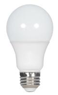 SATCO S9607 Set of 6 Type A LED Lightbulbs (9A19/OMNI/300/LED/35K)