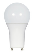 SATCO S9610 Set of 6 Type A LED Lightbulbs (9A19/OMNI/300/LED/27K/GU24)