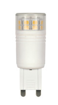SATCO S9225 Set of 6 Minature LED Lightbulbs (LED/3.0W/G9/220L/5000K/DIM)