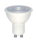 SATCO S9382 Set of 6 MR LED Lightbulbs (6.5MR16/LED/40'/27K/120V/GU10)