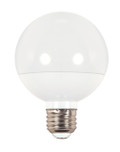 SATCO S9200 Set of 6 LED Globe Light LED Lightbulbs (6G25/LED/2700K/450L/120/D)