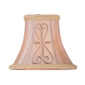 LIVEX Lighting S331 Hand-Embroidered Silk Clip Shade