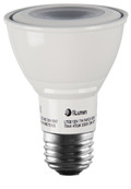 Luminance L7530 Set of 6 LED PAR20 Recessed Can/Spot and Track Lightbulbs