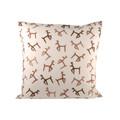 POMEROY 904479 Dancing Reindeer 20x20 Pillow