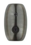Fanimation DR1-CPPW Downrod Coupler (1 in.) in Pewter