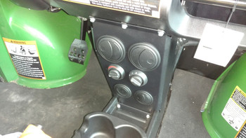 John Deere Gator Prices >> Ice Crusher Cab Heater for John Deere Gator RSX850i