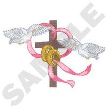 Doves on Cross (RL0254)