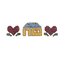 Heart and Home Cross Stitch