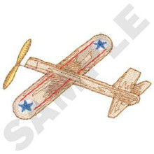Balsa Wood Airplane (CH2018)