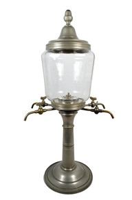 Antique Absinthe Fountain, Acorn Style #2