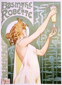 Absinthe Robette Poster 43051