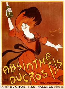Absinthe Ducros Fils Poster 43055