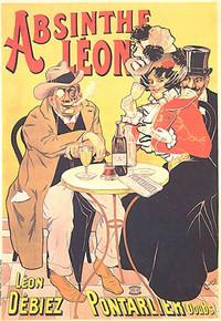 Absinthe Leon Poster 43047
