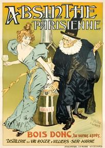 Absinthe Parisienne Poster 43030