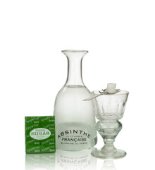 Carafe Absinthe Set for One