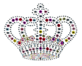 Ovrs373 - Multi Color Crown