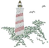 Ovrs070 - Large Lighthouse