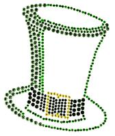 Ovrs1284 - St. Patrick's Hat