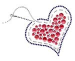 Ovrs3021 - Sewn Heart - ON SALE!