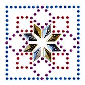 Ovrs1708 - Square Stars