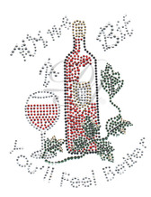 Ovrs2729 - Wine A Bit You'll Feel Better - ON SALE!