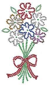 Ovrp4 - Flower Bouquet