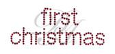 Ovrs3193 - First Christmas - ON SALE!