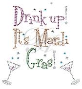 Ovrs4904 -  Drink Up It's Mardi Gras