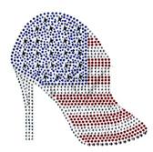 Ovr78 - Americana Bootie Heel - ON SALE!